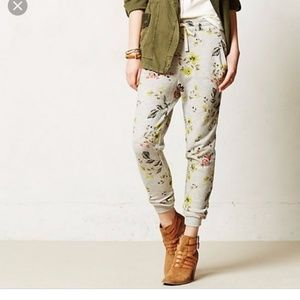 {anthropologie} joggers